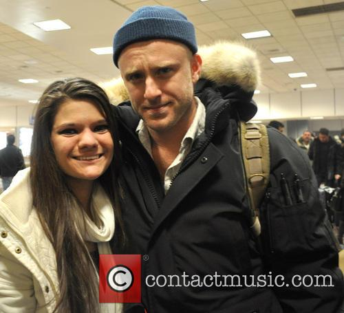 Ben Foster and Fan 2