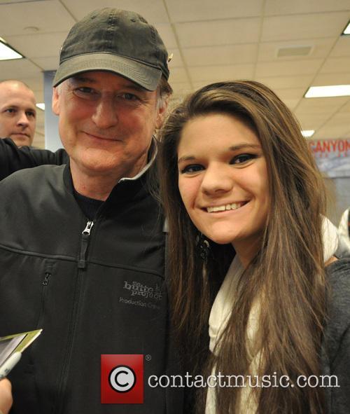 Bill Pullman and Fan