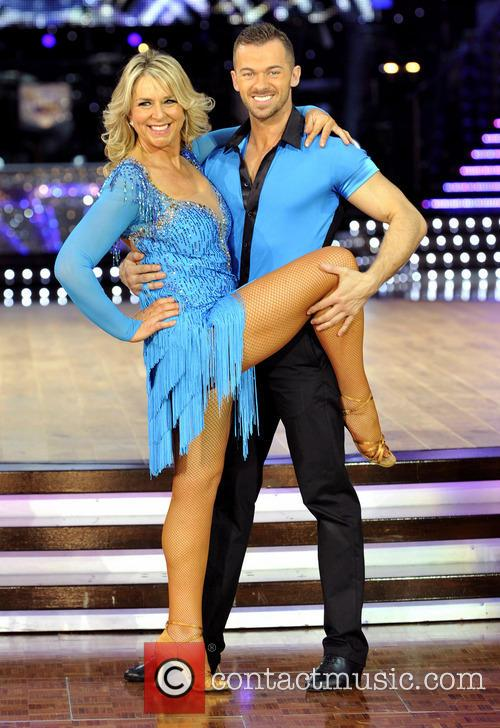 Fern Britton and Artem Chigvintsev 9