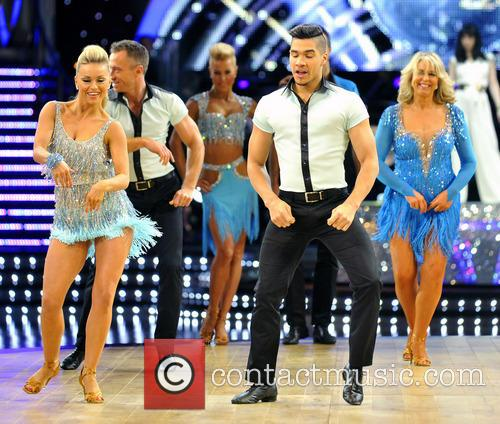 Ola Jordan and Louis Smith 6
