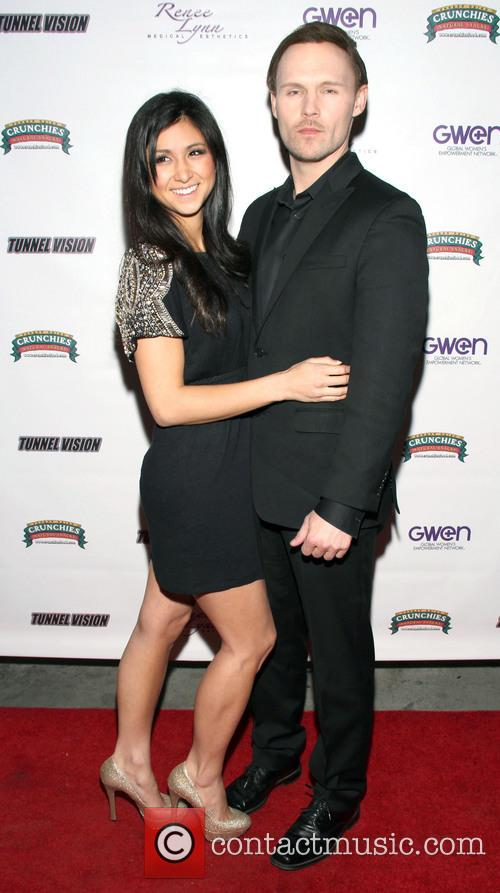 Danielle Scheid and Scott Haze 2