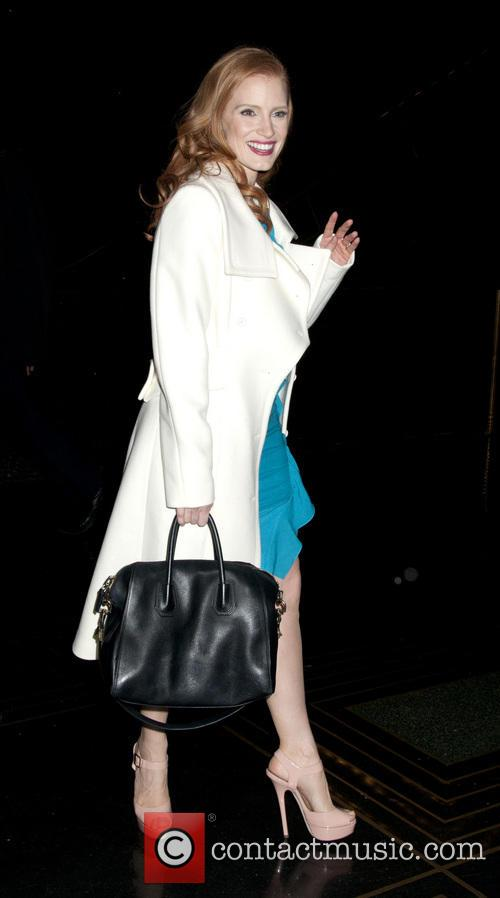 Jessica Chastain, NBC