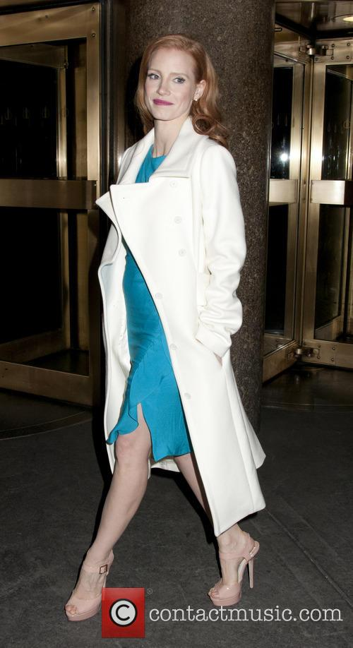 Jessica Chastain 13