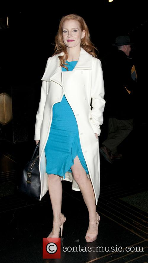 Jessica Chastain 14
