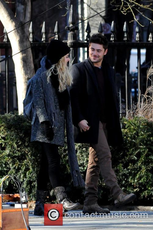Imogen Poots and Zac Efron 3
