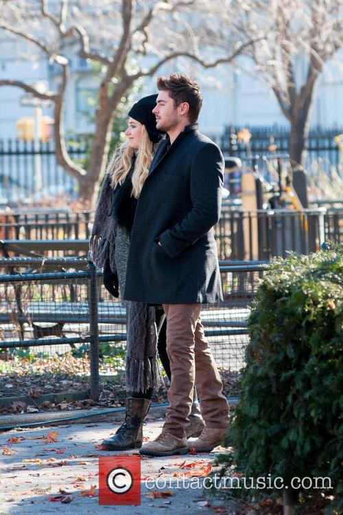 Imogen Poots and Zac Efron 9