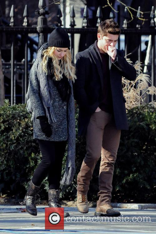 Imogen Poots and Zac Efron 10