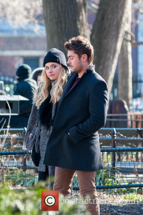 Imogen Poots and Zac Efron 13
