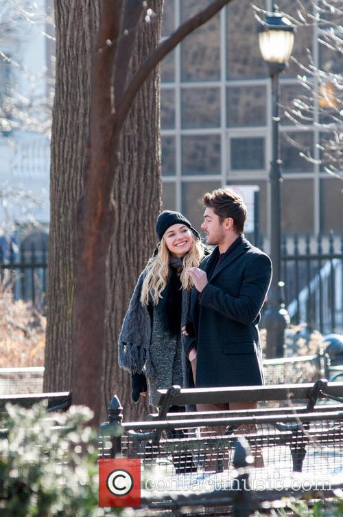 Imogen Poots and Zac Efron 18