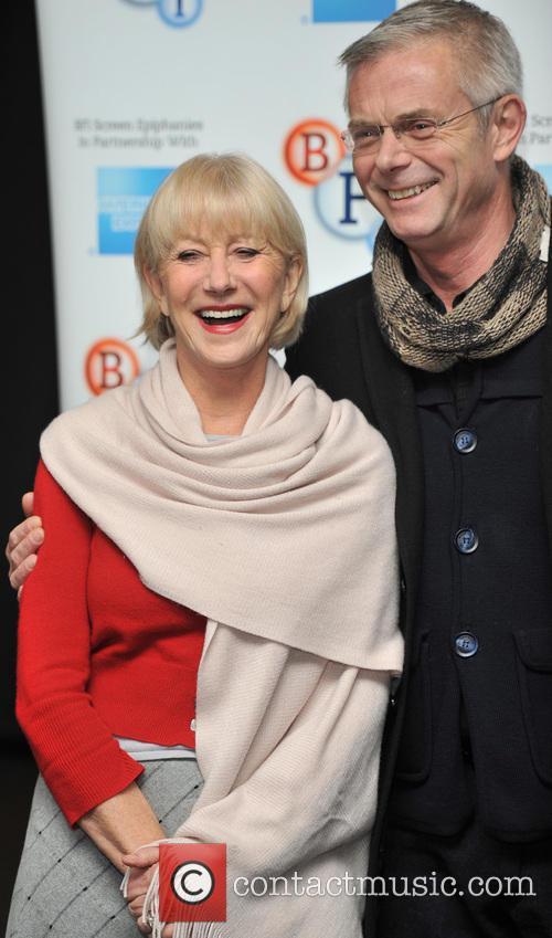 Helen Mirrenl and Stephen Daldry 1
