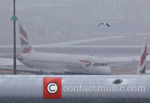 Snow and London 6