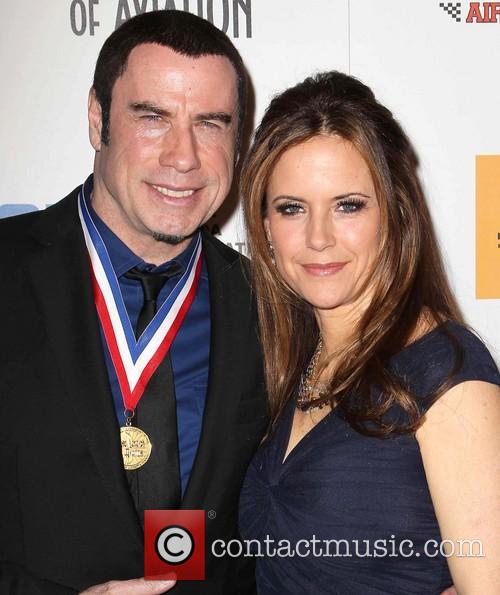 John Travolta and Kelly Preston 5