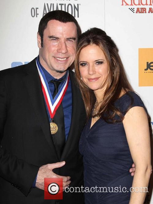 John Travolta and Kelly Preston 10