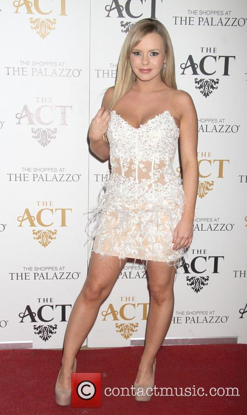 Bree Olson, AVN Friday, The Act and Las Vegas 3