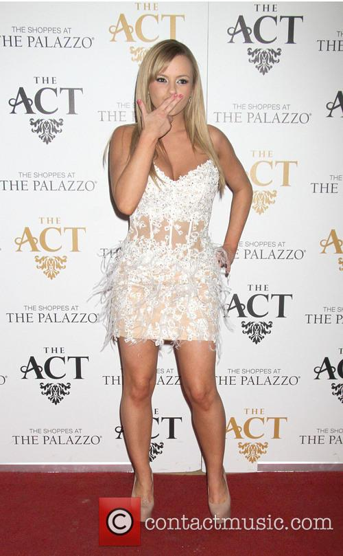 Bree Olson, AVN Friday, The Act and Las Vegas 5