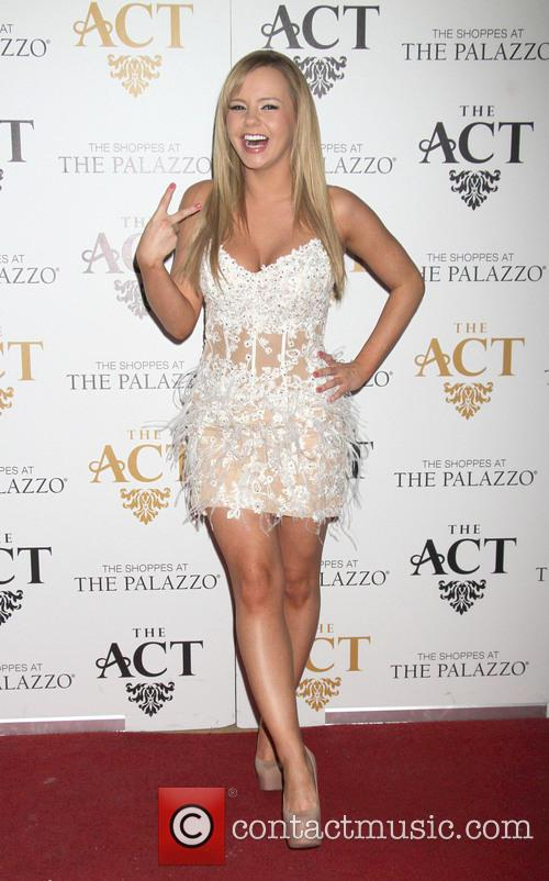 Bree Olson, AVN Friday, The Act and Las Vegas 9