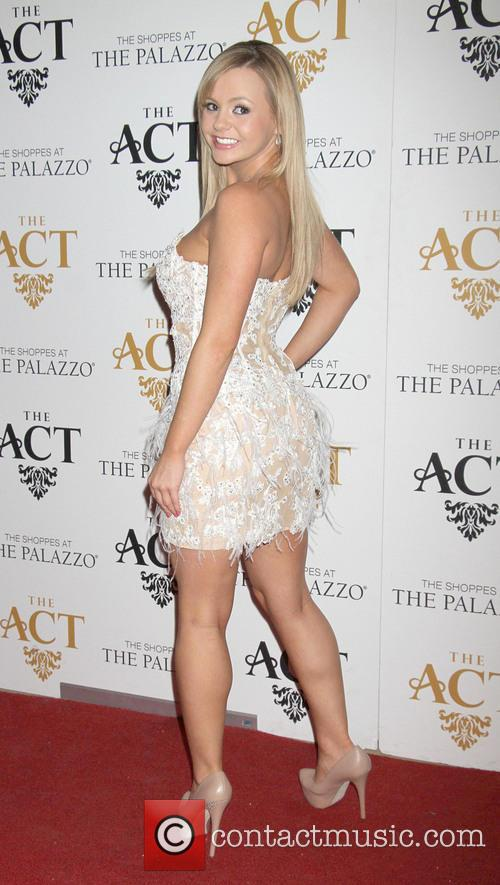 Bree Olson, AVN Friday, The Act and Las Vegas 11