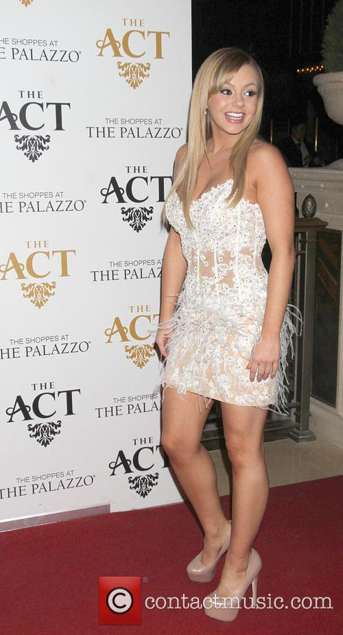 Bree Olson, AVN Friday, The Act and Las Vegas 13