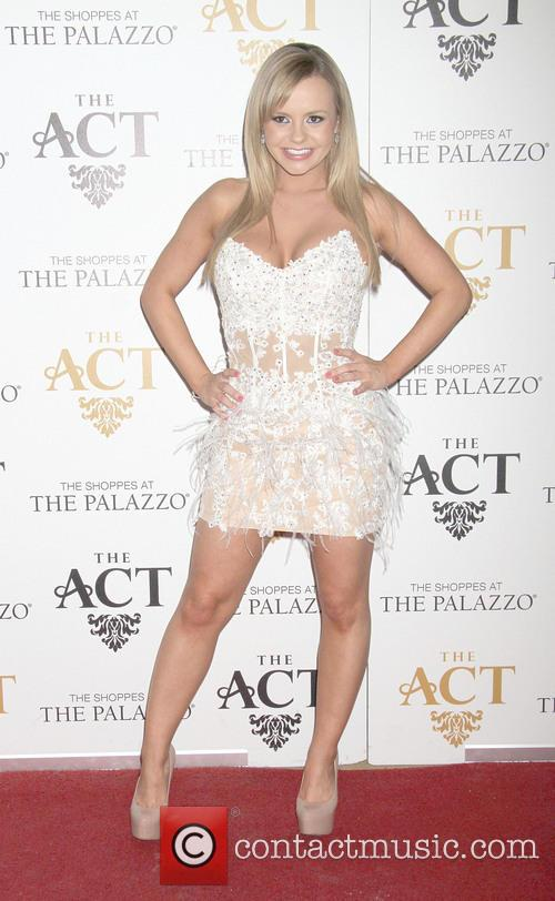 Bree Olson, AVN Friday, The Act and Las Vegas 14