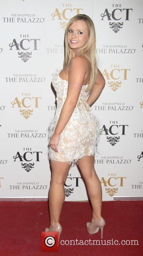 Bree Olson, Avn Friday, The Act and Las Vegas 1