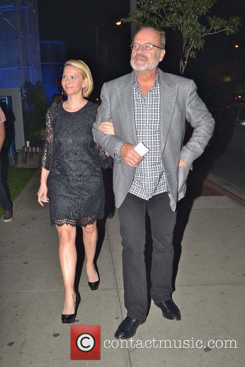 Kelsey Grammer and Kayte Walsh 2