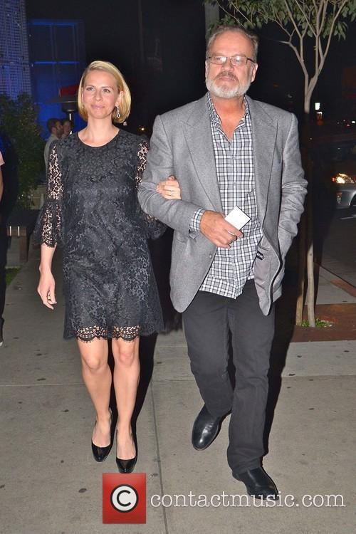Kelsey Grammer and Kayte Walsh 3