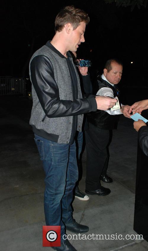 Cory Monteith 4