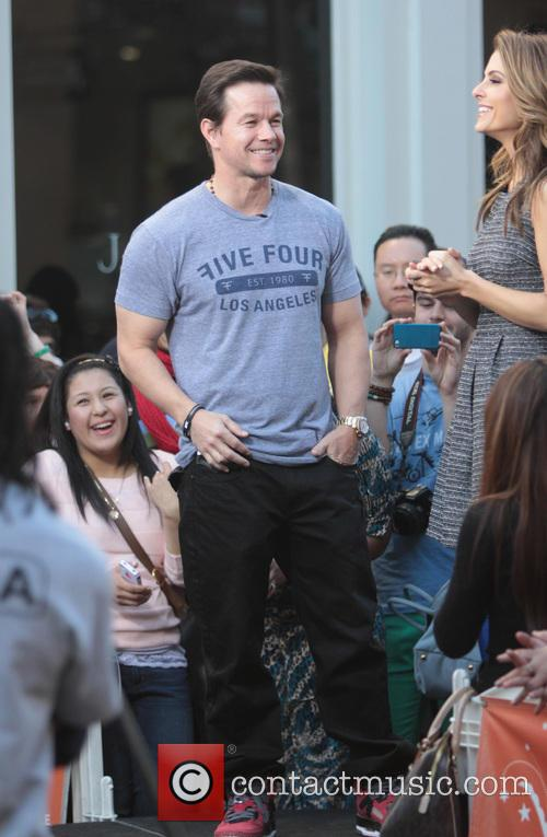 mark wahlberg mark wahlberg at the grove on 3458662