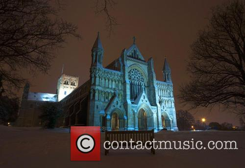 St Albans Cathedral 1