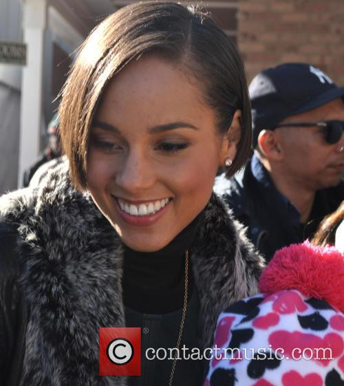 alicia keys celebrities at the sundance film festival 3458715
