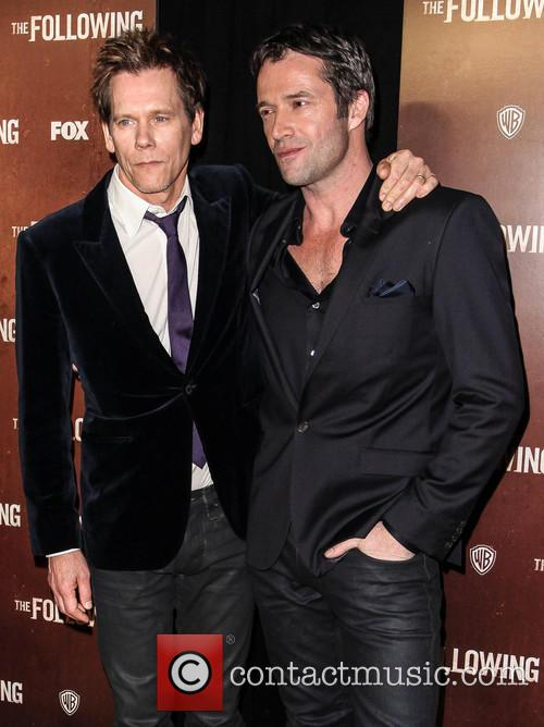 James Purefoy and Kevin Bacon 3