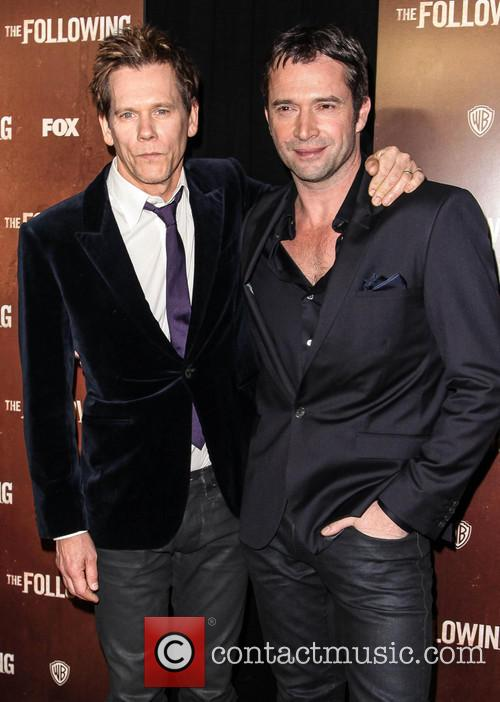 James Purefoy and Kevin Bacon 1