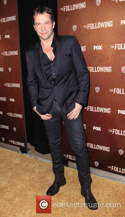 The New York premiere of 'The Following'