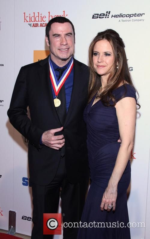 John Travolta and Kelly Preston 11