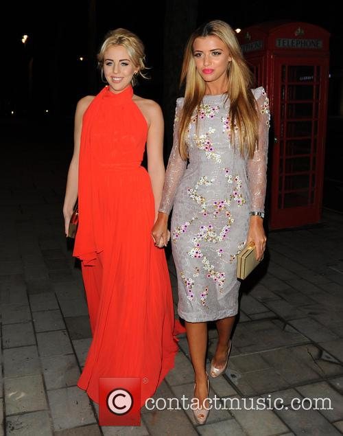 Lydia Rose Bright and Lucy Mecklenburgh 2