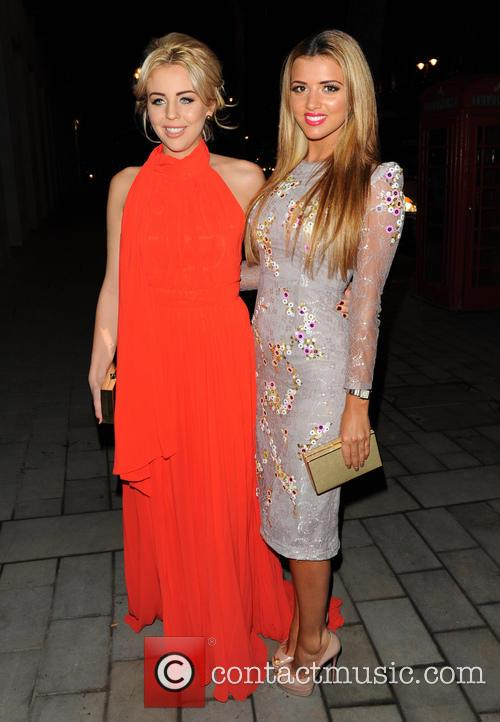 Lydia Rose Bright and Lucy Mecklenburgh 4
