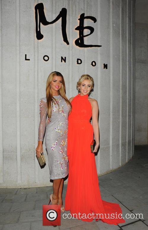 Lydia Rose Bright and Lucy Mecklenburgh 6
