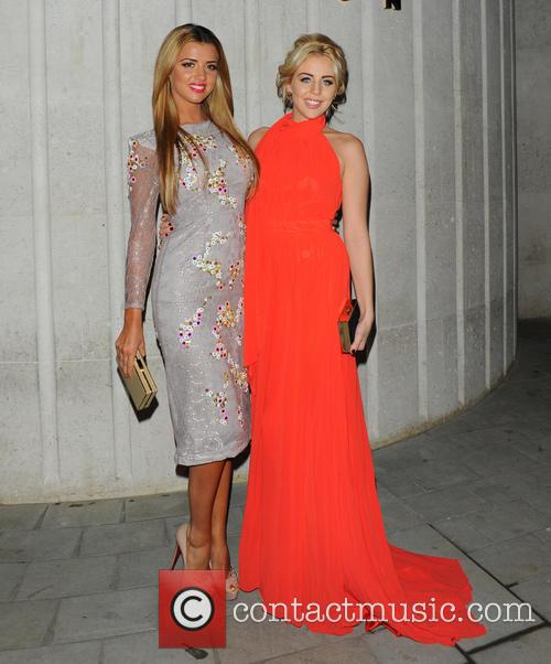 Lydia Rose Bright and Lucy Mecklenburgh 8