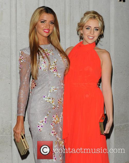 Lydia Rose Bright and Lucy Mecklenburgh 9