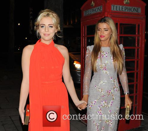 Lydia Rose Bright and Lucy Mecklenburgh 10