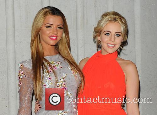 Lydia Rose Bright and Lucy Mecklenburgh 11