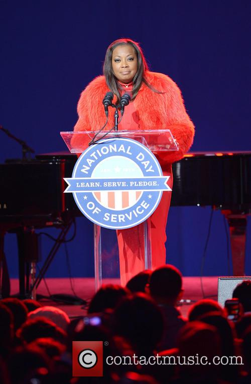 Star Jones - National Day of Service