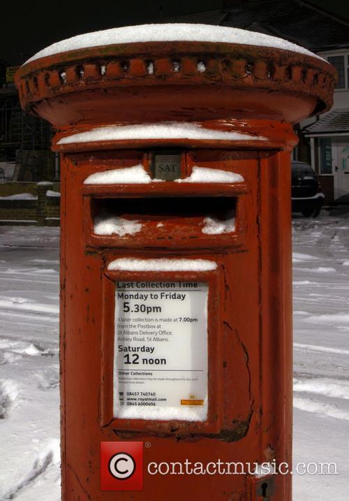 Snow scenes from across the UK
