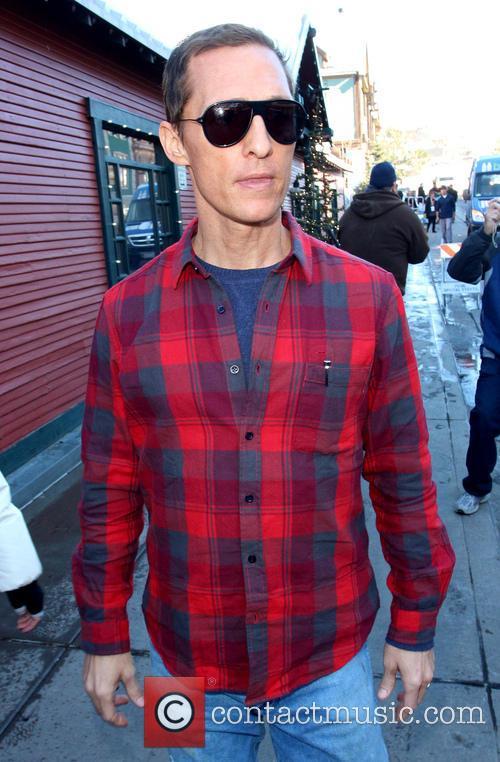 Matthew McConaughey, Sundance Film Festival