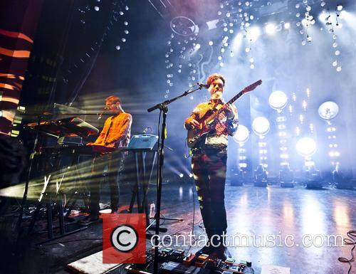 Alt-J and Shepherds Bush Empire 9