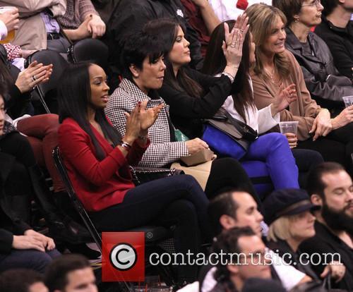 Kris Jenner and Khloe Kardashian 1