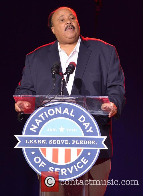 Martin Luther King Iii 2
