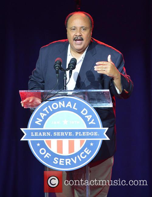Martin Luther King Iii 3