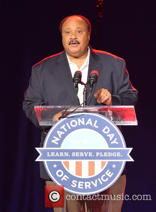 Martin Luther King Iii 4