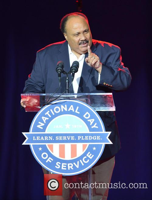 Martin Luther King Iii 1
